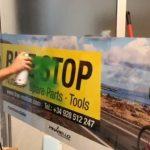 Laminado con protección anti-grafitti