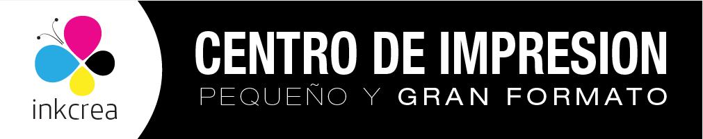INKCREA · CENTRO DE IMPRESION logo