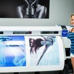 Sara Acosta y su exposición Underwater