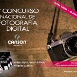 V Concurso Nacional de fotografía digital Canson